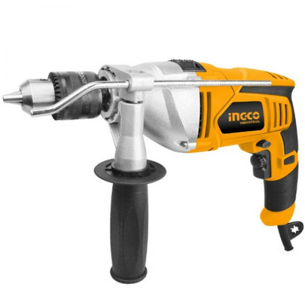 Ingco ID11008 Electric Impact Drill 13 mm 1100 W Metal 600x600 0