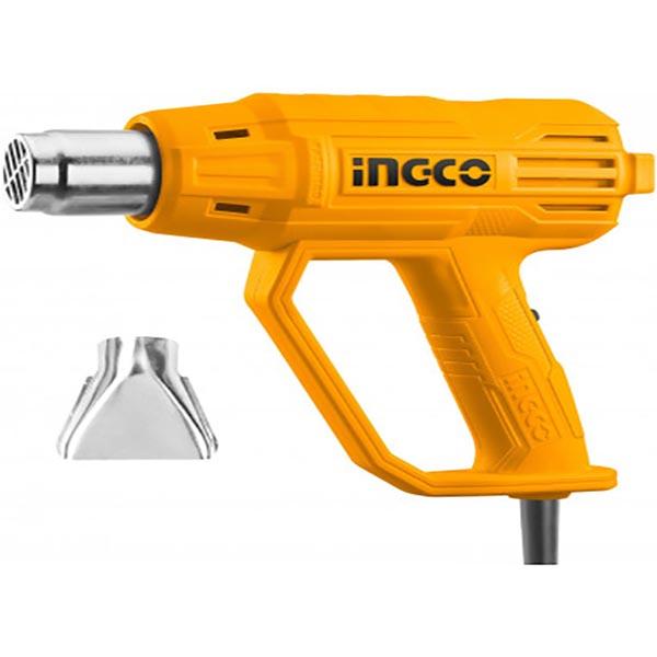 ingco hg200038 decapeur thermique 2000w accessoires x4 pcs
